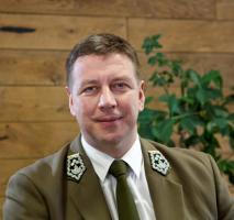 Pan Adam Wasiak - Dyrektor Generalny Lasów Państwowych, fot. Andrzej Daniluk